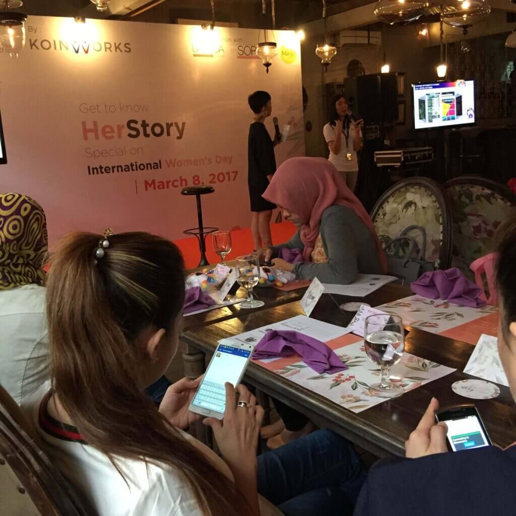 herstory - koinworks - hari wanita internasional - 3