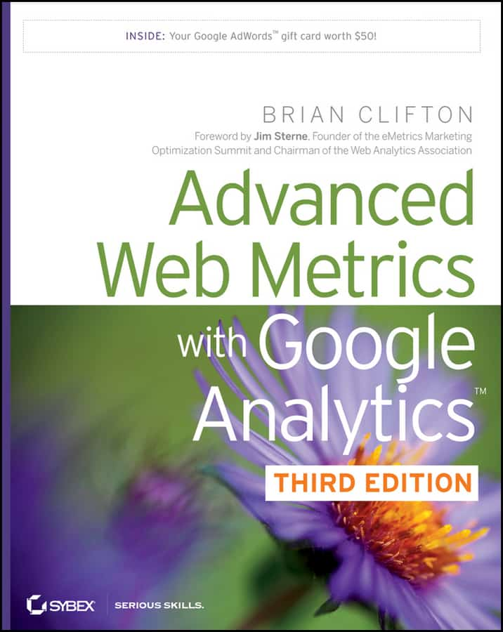 Advanced Web Metrics with Google Analytics - buku pebisnis online