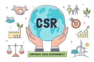 Tanggung jawab sosial perusahaan (CSR) adalah sarana perusahaan untuk berbagi dan menunjukkan kepedulian sosialnya pada konsumen.